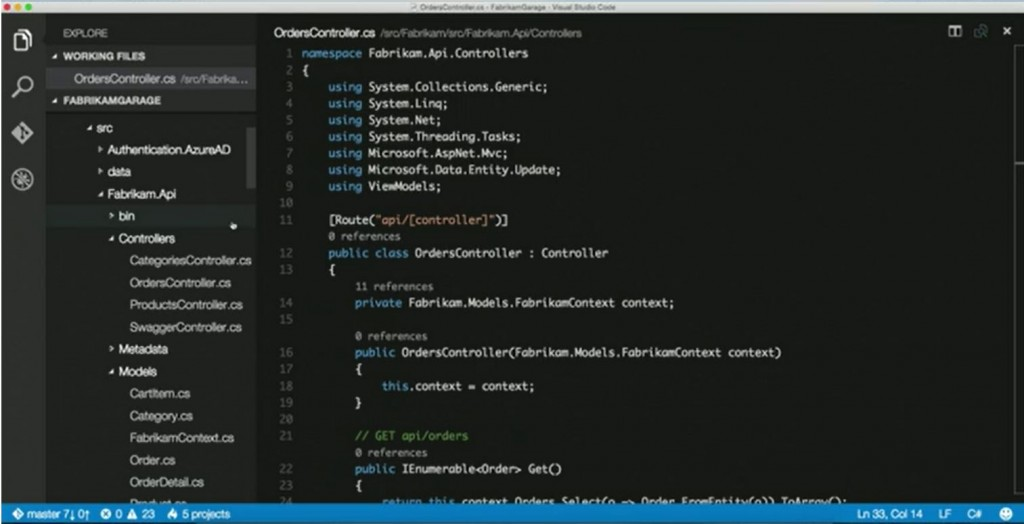 How To Get An Animated Wallpaper Windows 10 Microsoft Announces Visual Studio Code For Mac And Linux