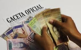 Nuevo Salario Mínimo a Partir de Noviembre 2016
