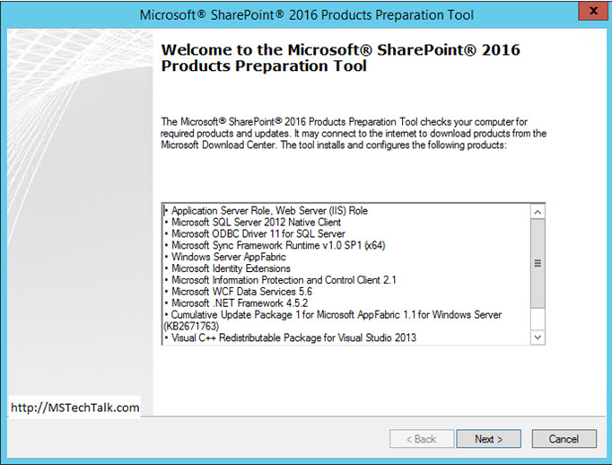 SharePoint Server 2016 Installation Step by step - microsoft sharepoint