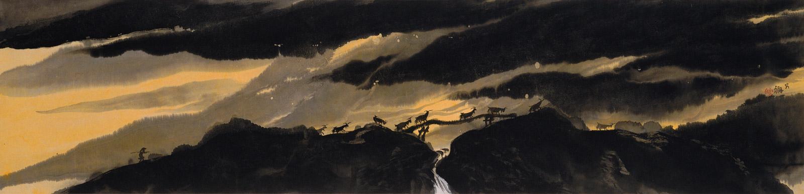 Jia-Youfu-Landscape-Horizontal-35x138cm-2004e