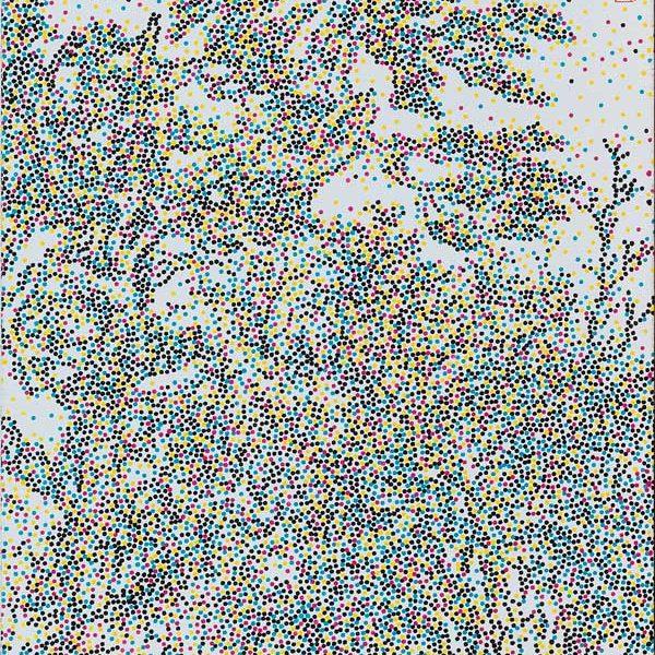 2013, Acrylic on canvas, 63 x 23.5in | 160 x 60cm