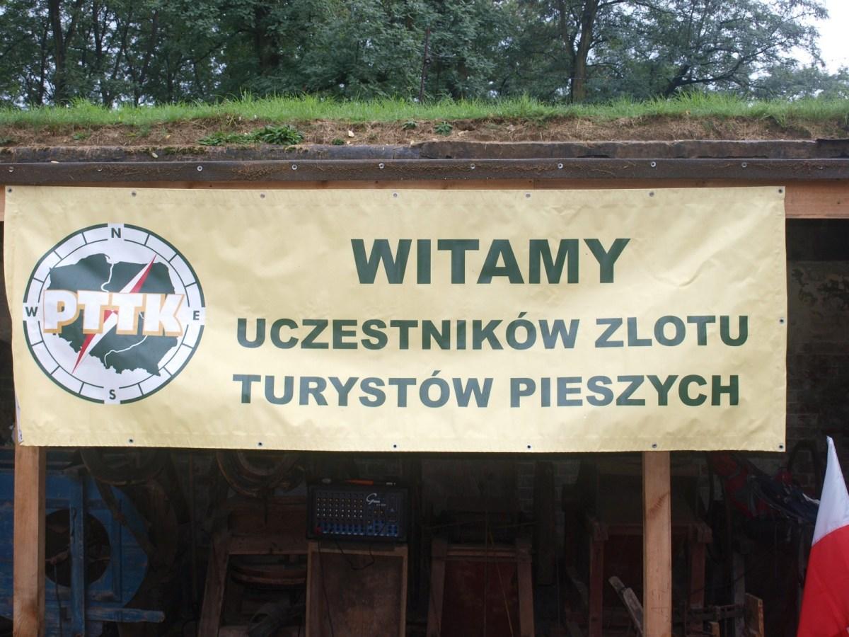 """54. Jesienny Zlot Turystów Pieszych """"Swoszowice 2018"""" PTTK w Krakowie"""