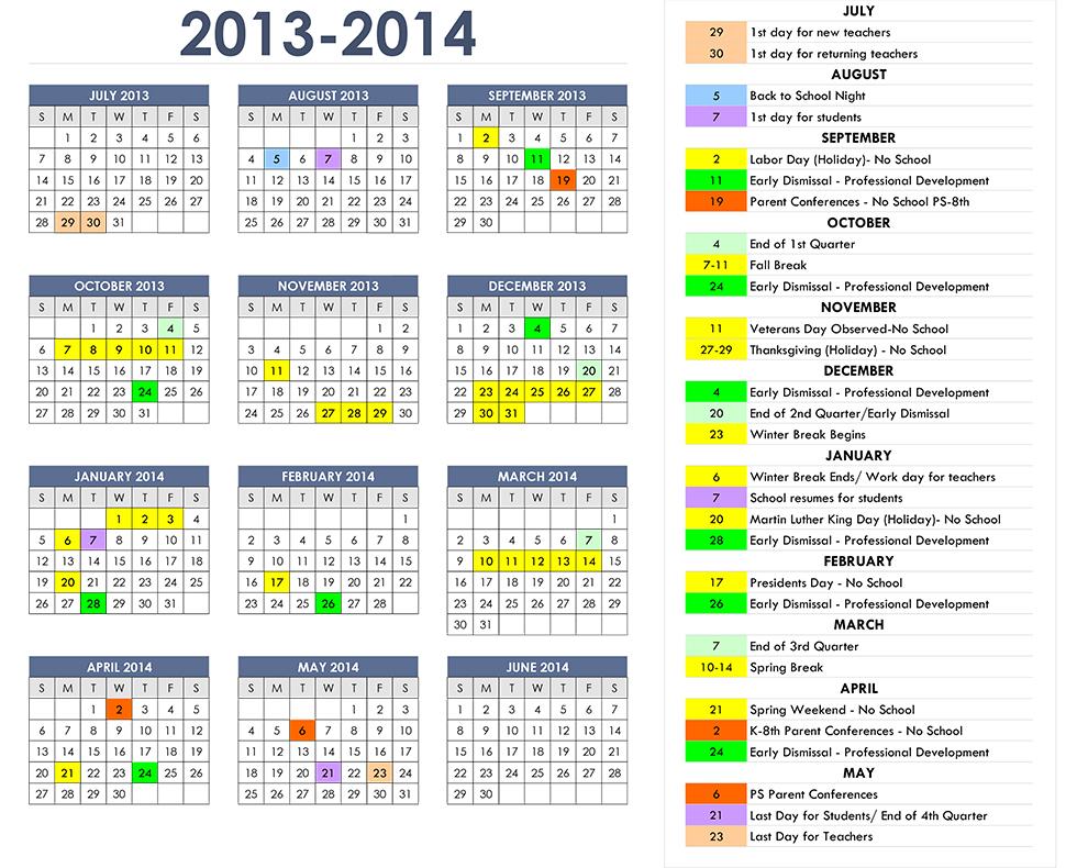 create academic calendar - Jolivibramusic - school calendar creator
