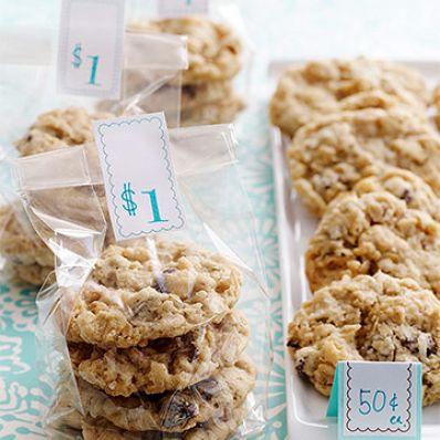 Sweet Charity Winning Bake Sale Treats Family Circle - easy bake sale goodies