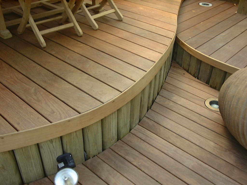 Artisan Terrasse En Bois Terrasses Arrondies En Bois Mt Design