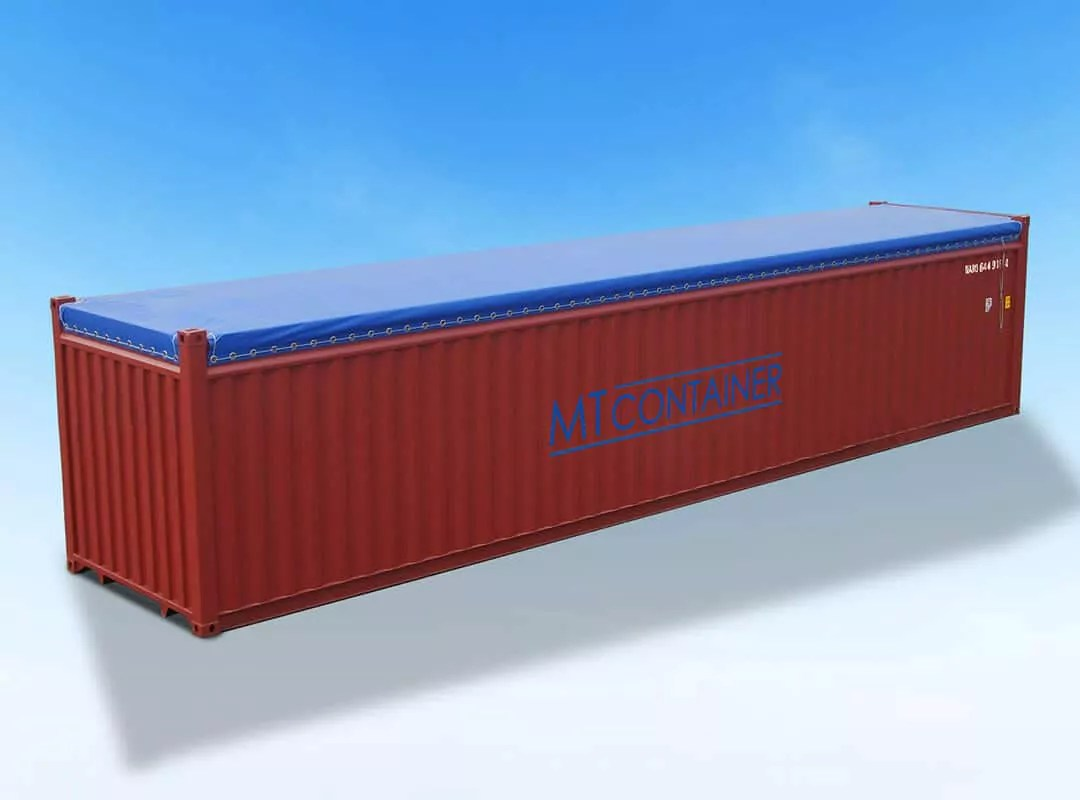 40 Fuß Container Gebraucht Open Top Container Mt Container Gmbh Hamburg