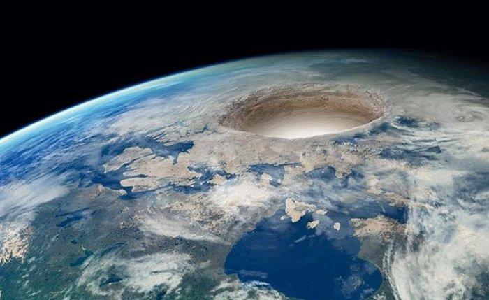 Необычные теории о строении нашей Планеты