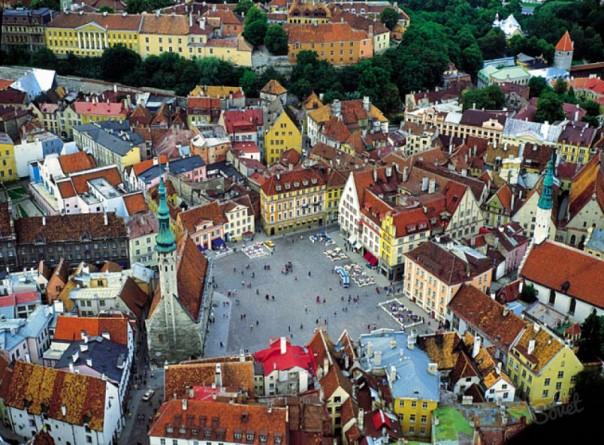Эстония не верит, что русские туристы тащат ее экономику