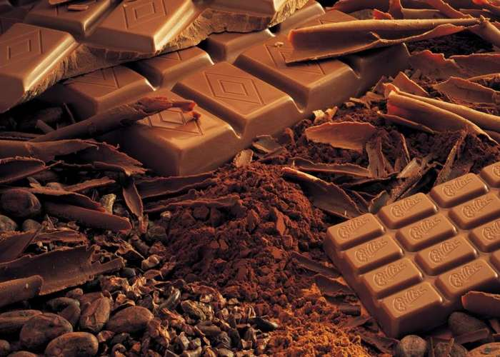 Неожиданно полезно: шоколад.