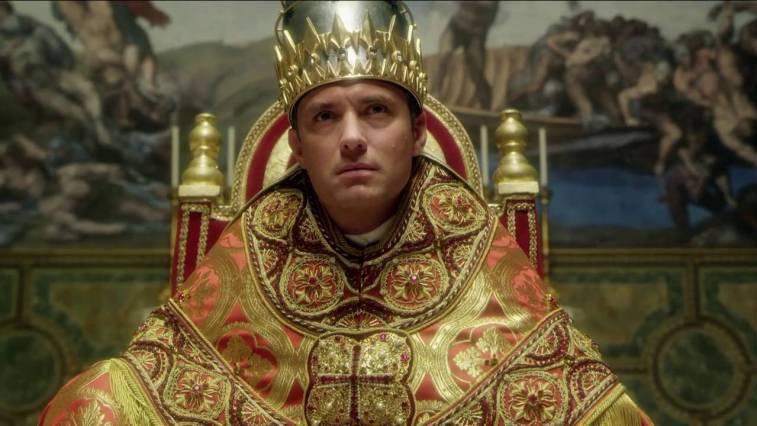 Картинки по запросу Молодой папа