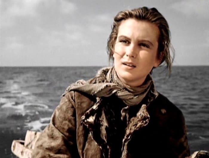 Кадр из фильма *Сорок первый*, 1956 | Фото: driverpete.ru