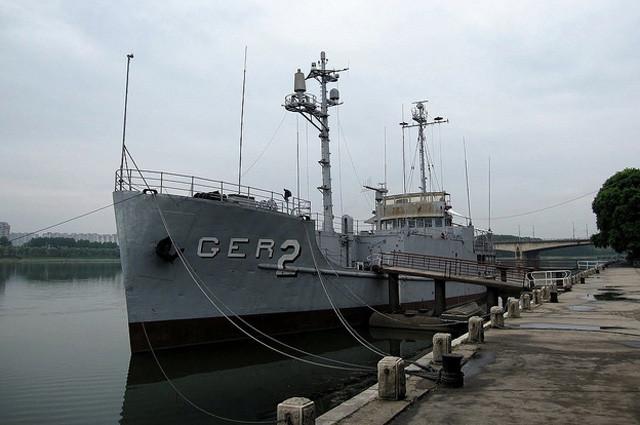 Позор «Пуэбло». Как американский флот испытал самое большое унижение ВМФ США, корабль-шпион, плен