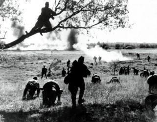 Курская Битва – начало. битва, война, курская