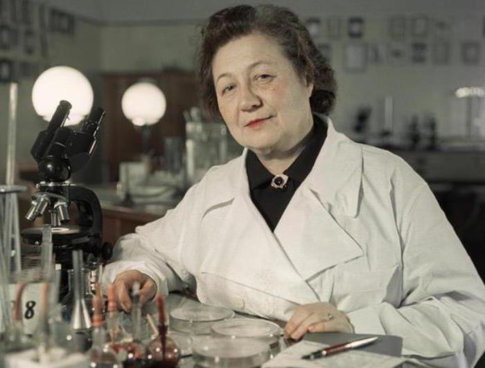 Выдающийся советский ученый-микробиолог, эпидемиолог и бактериохимик Зинаида Ермольева | Фото: aif.ru