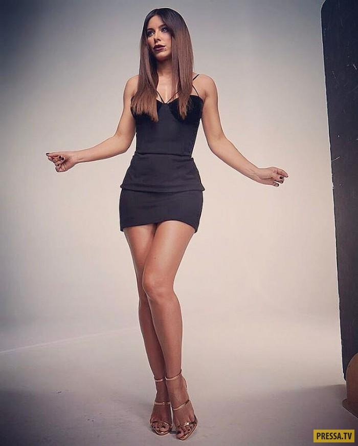 Ани Лорак совершенно не стесняется лишнего веса и выглядит на все 100! (3 фото)