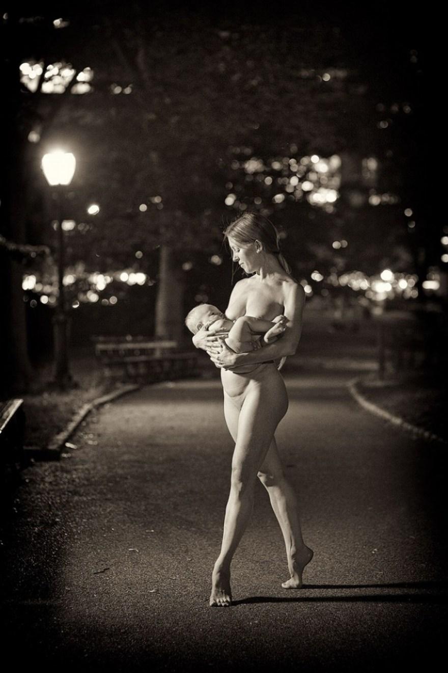 Обнажённые танцоры в фотографиях Джордана Мэттера 6