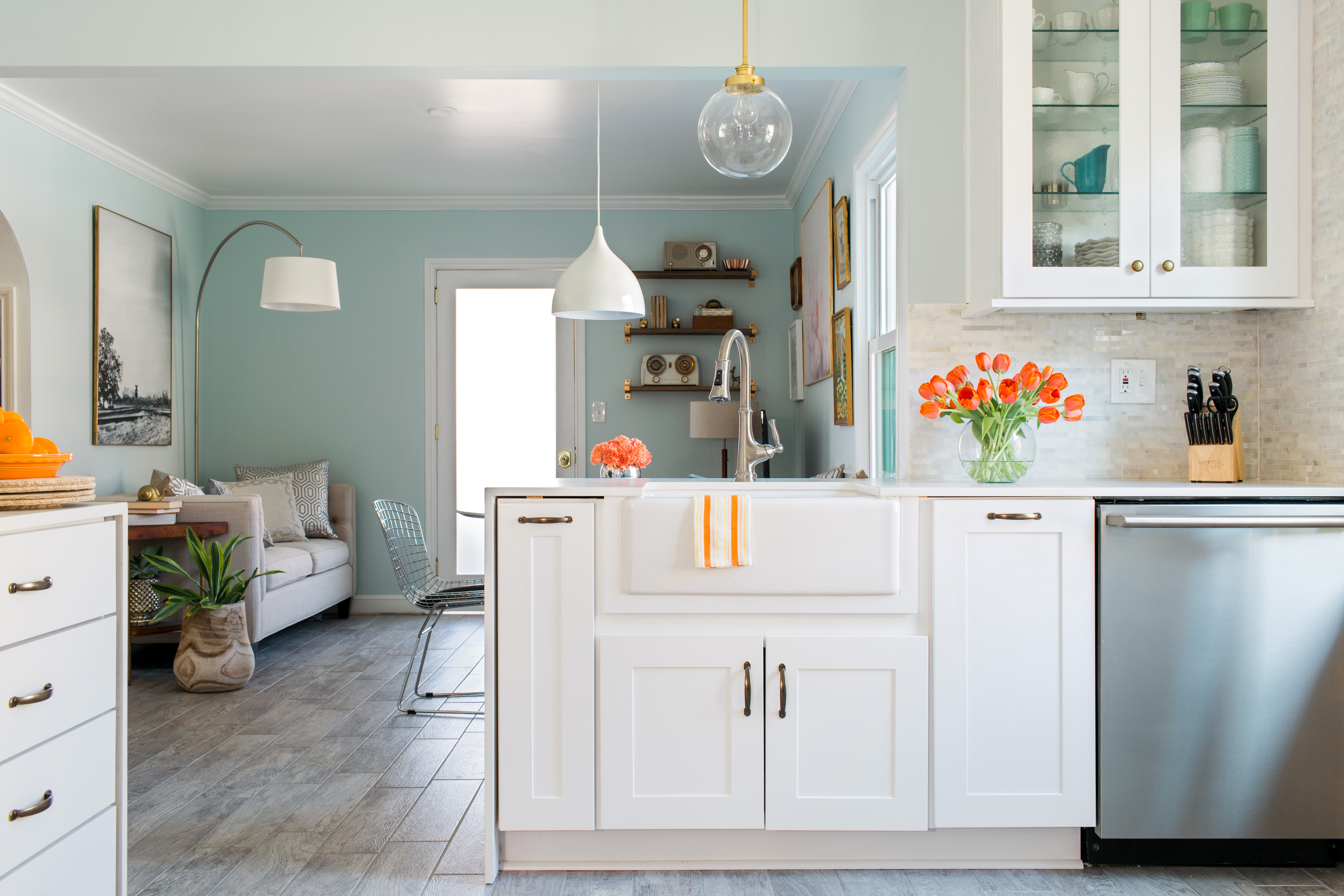 Can You Paint Particle Board Kitchen Cabinets Replace Reface Refinish A Tale Of Three Cabinets