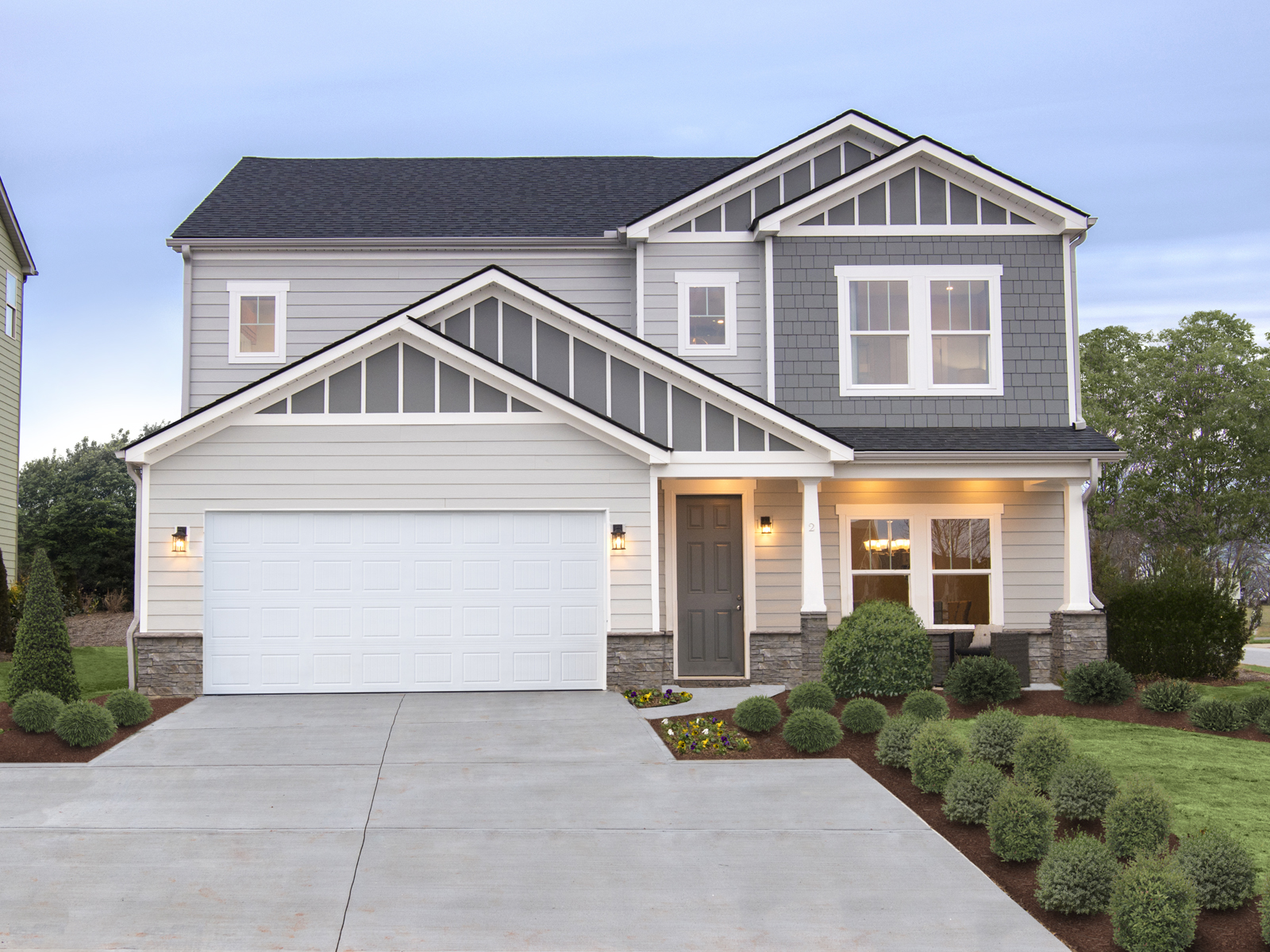 Garage Experts South Carolina New Homes In Simpsonville Sc Meritage Homes