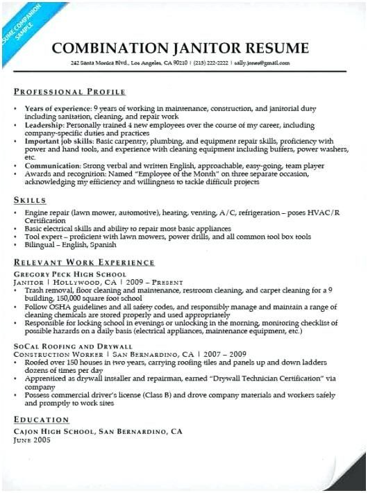 monster job resume templates