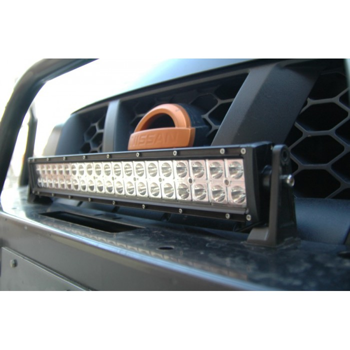 Rampe Eclairage Led Voiture Barre Led 4x4 Rampe 40 Led 12-24v Auto - Moto - Camion
