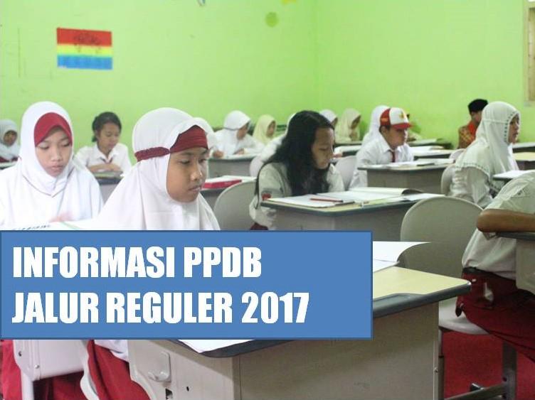 Tes Akademik PPDB MTsN LAWANG Jalur Reguler 17/18