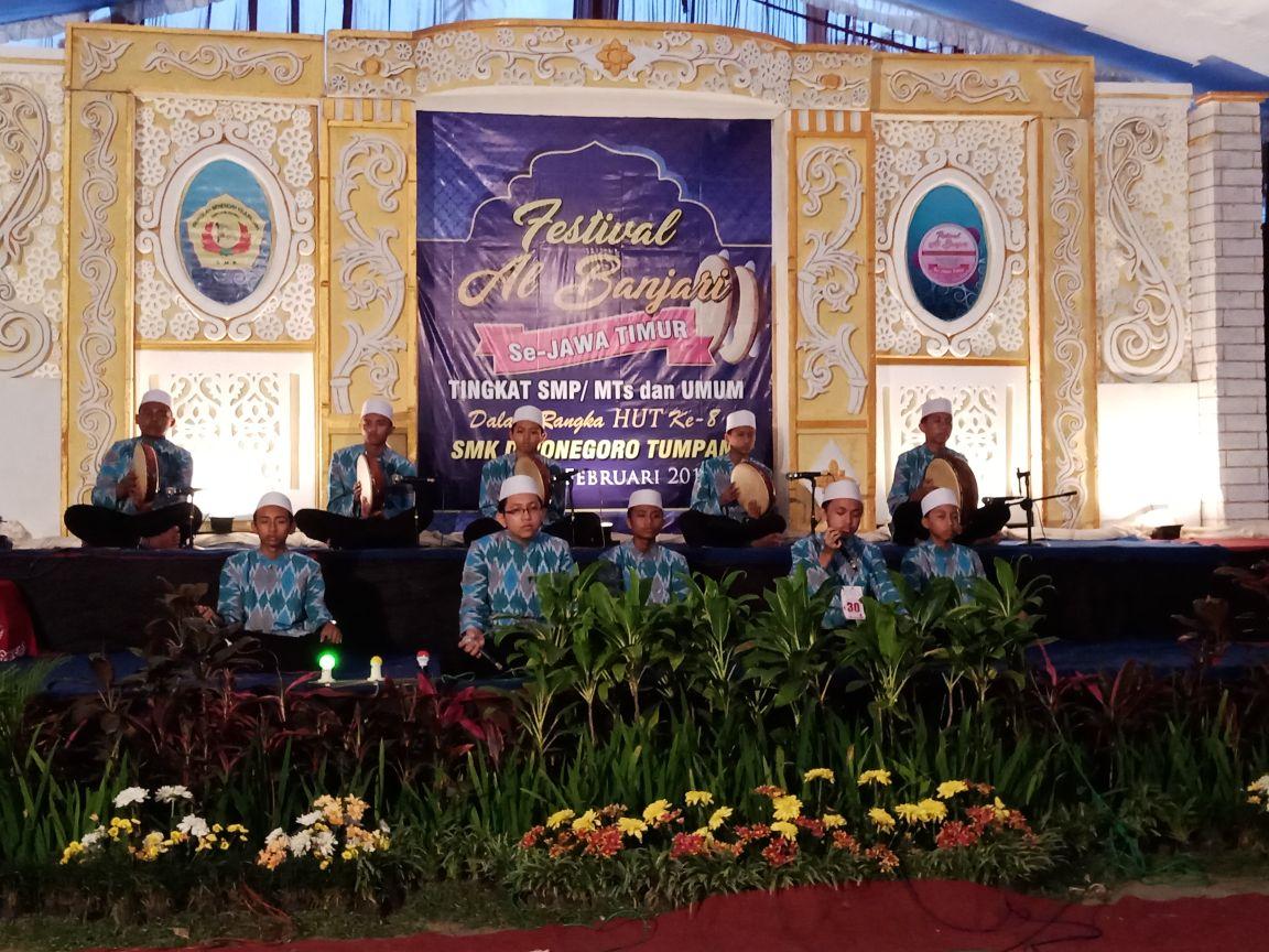 Prestasi Al- Banjari Matsaneti Terpercaya Tingkat Jatim