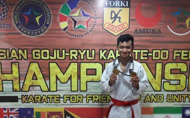 Prestasi Internasional, Siswa MTsN 3 Malang Bawa Pulang Medali Emas Karate Asia Pasifik