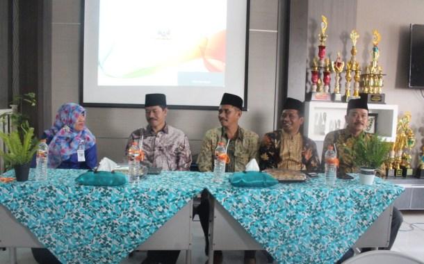 Rapat Koordinasi dan Desiminasi Bimtek Program SKS MTs Jawa Timur
