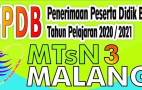 Informasi Pengumuman PPDB Tahun Pelajaran 2020-2021
