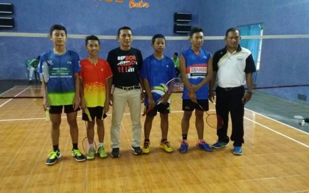 Madrasah Cup 2017, Badminton Matsaneti Berhasil Meraih 2 Emas