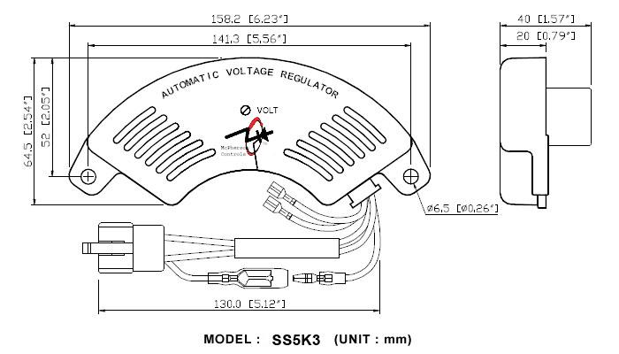 sr7 voltage regulator wiring diagram