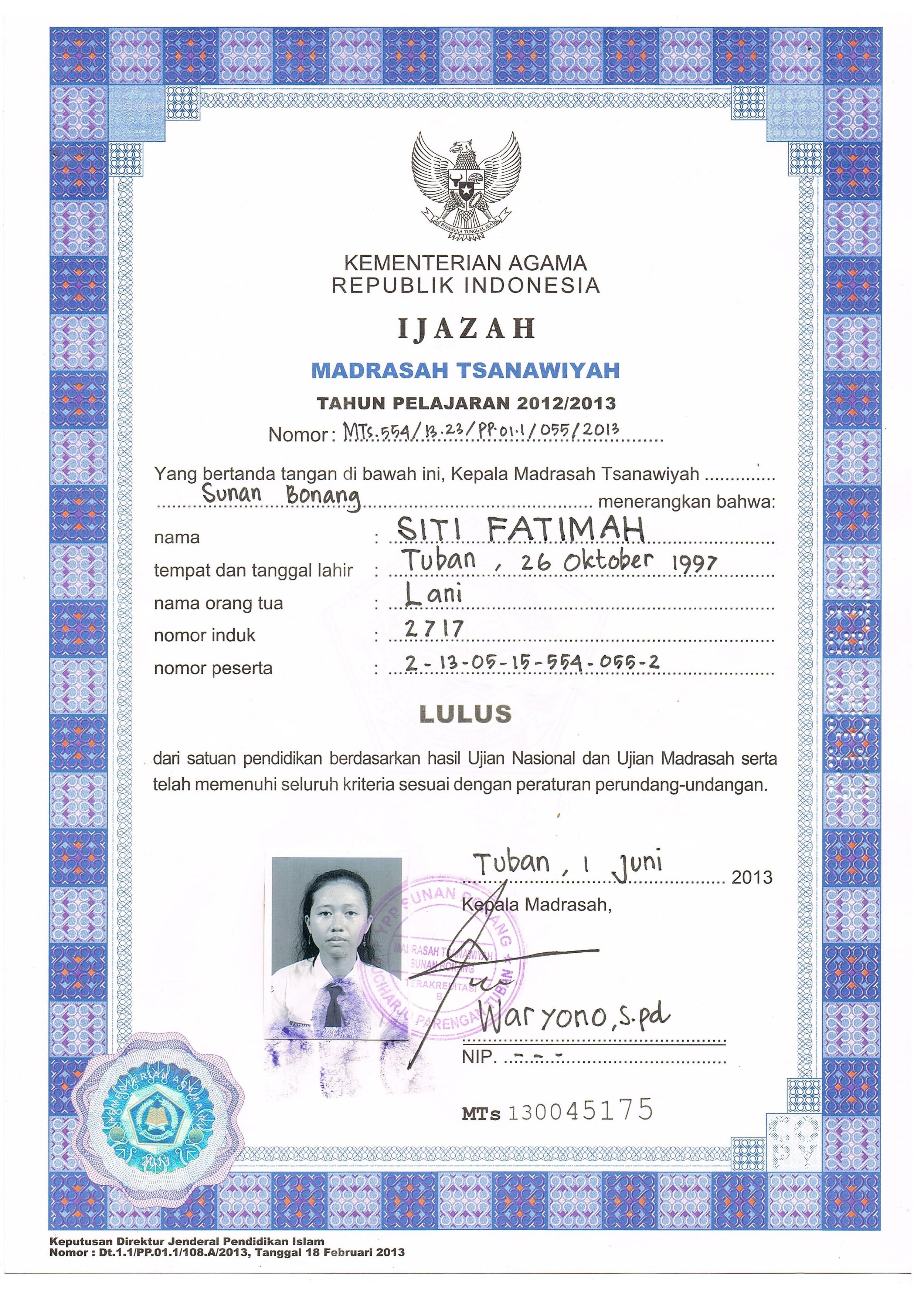 Contoh Profil Kinerja Guru Quality Audit Wikipedia The Free Encyclopedia Mts Sunan Bonang Parengan Pobox 15 Suciharjo – Parengan – Tuban