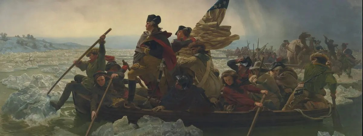 The Trenton-Princeton Campaign · George Washington\u0027s Mount Vernon