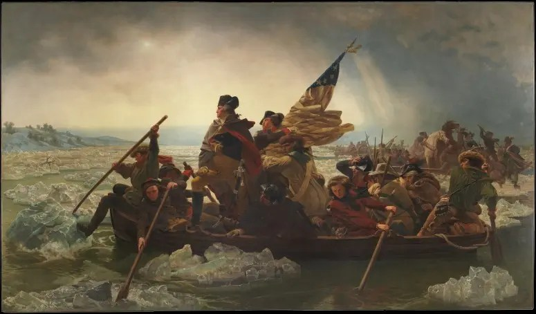 Crossing of the Delaware · George Washington\u0027s Mount Vernon