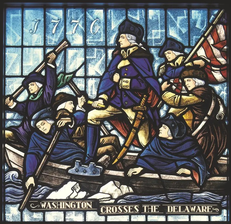 Crossing the Delaware in Art · George Washington\u0027s Mount Vernon