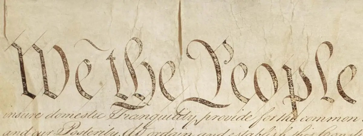 Issues of the Constitutional Convention · George Washington\u0027s Mount