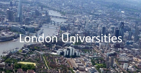 List of Top Universities in London