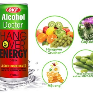 ALCOHOL DOCTOR - HANGOVER ENERGY