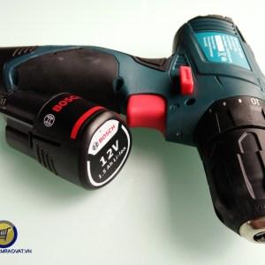 máy khoan pin Bosch chính hãng