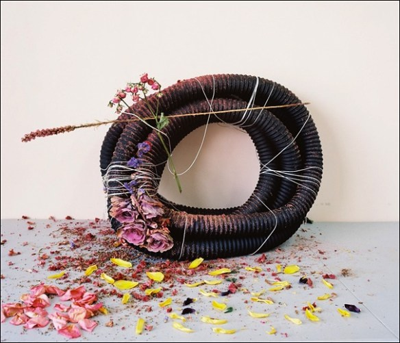 """""""Is it possible to be revolutionary and like flowers?"""", by Camille Henrot; pic: Camille Henrot"""