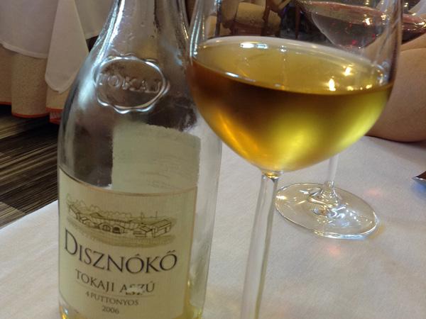 vino dulce Tokaji