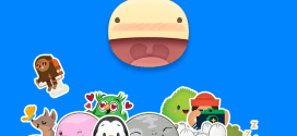 Happy Holidays from Messenger:Facebook releases Stickered for Messenger