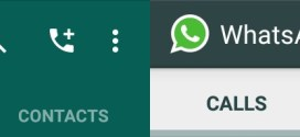 WhatsApp introduces Material Design for Android app