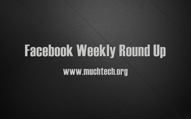 Facebook Weekly Round Up: 1 Billion People on Facebook in a Single Day,M Virtual Assistant,Moments App and Donate Now Button