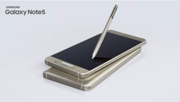 NEW Samsung Galaxy Note 5 Release Date - YouTube