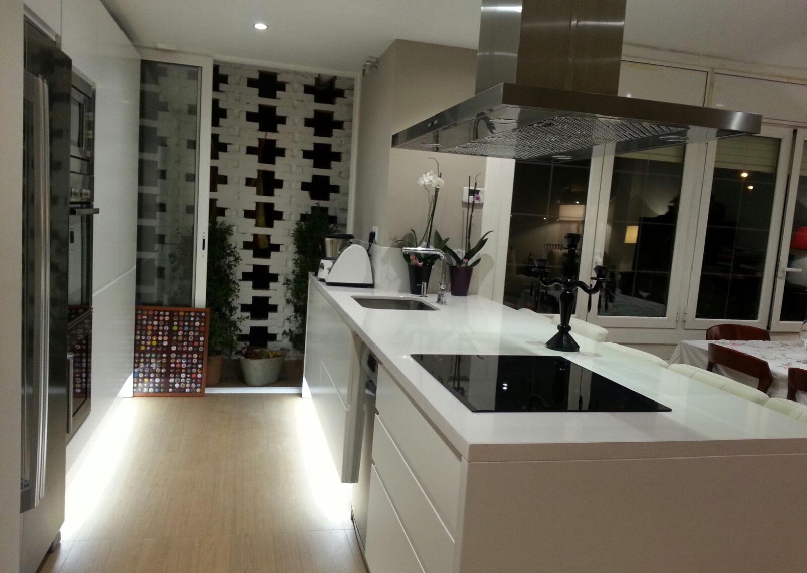 Imilk.info = muebles de cocina blancos lacados ~ Ideas de cocina de ...