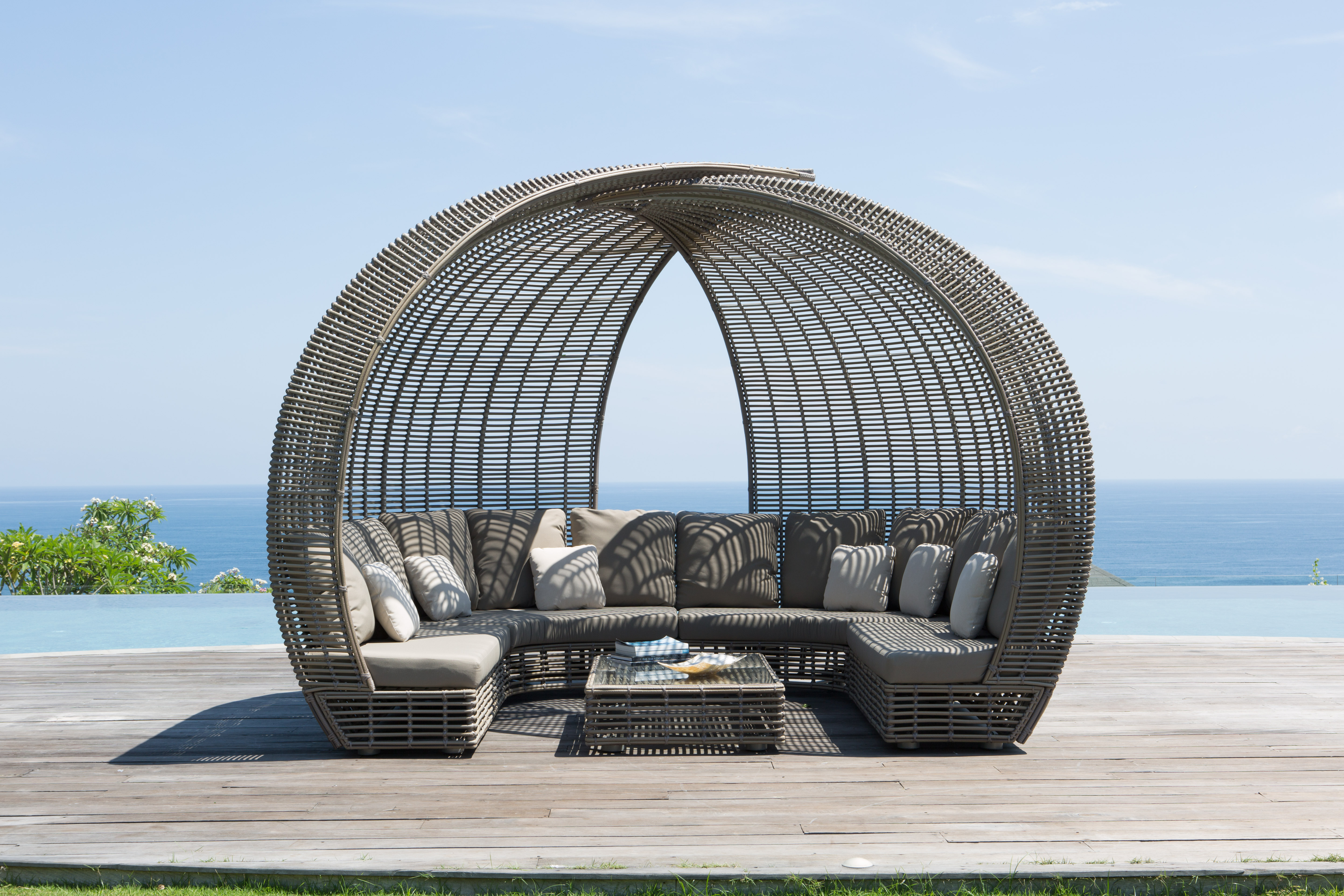 Meuble Salon Jardin Spartan Daybed | Furniture From Spain