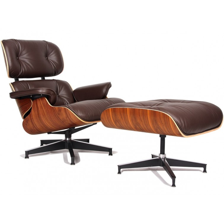 James Eames Lounge Chair Inspiración Eames Lounge Chair - Sillón Premium - Mueble ...