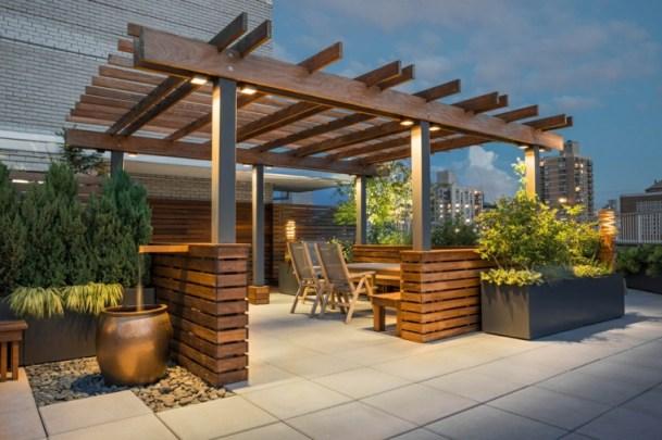 Ideas Para Crear Una Terraza En La Azotea Blog Muebles Pergo
