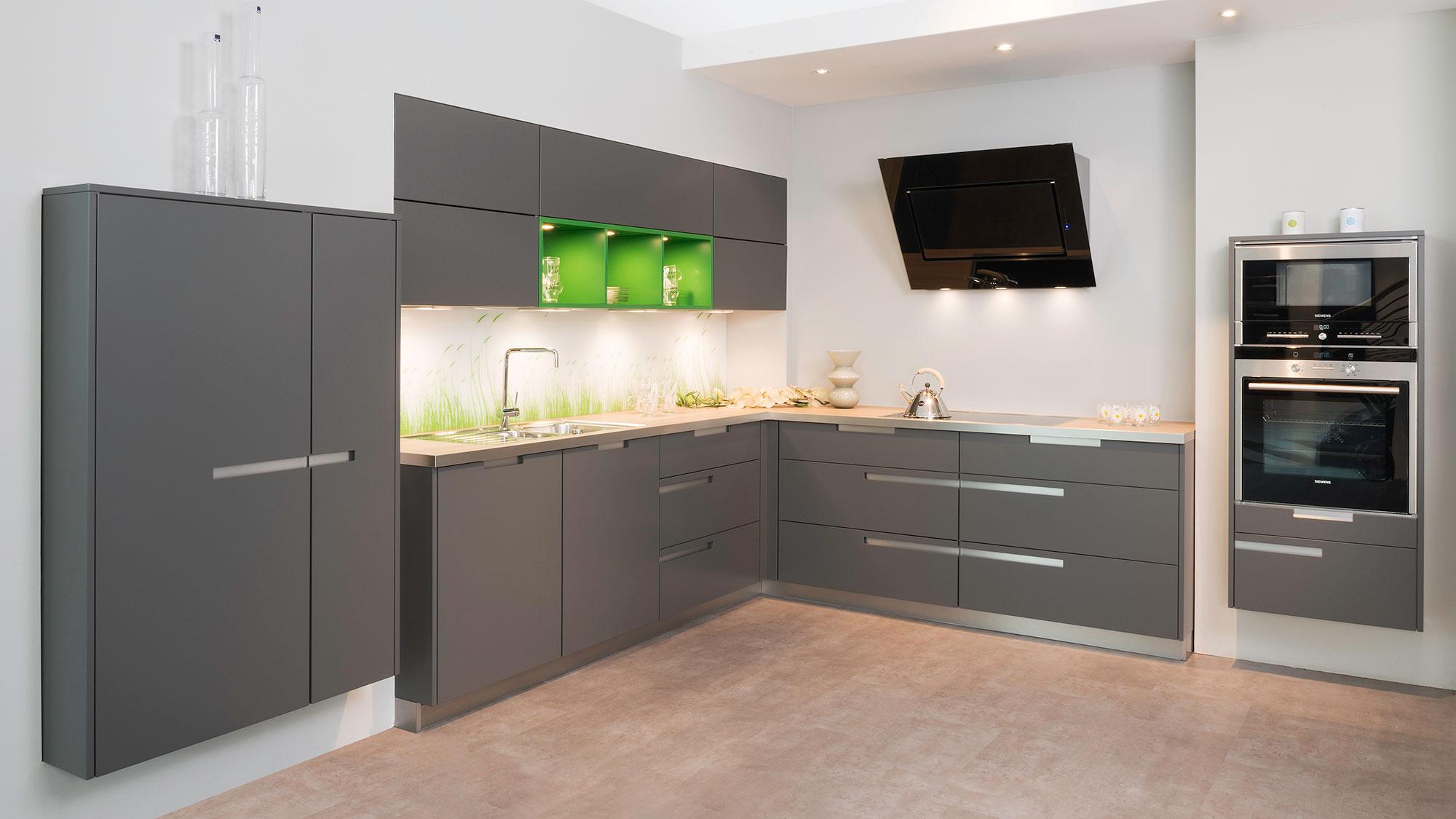 Design Küchen Kleine Räume | Offene Küchen Ideen Bilder